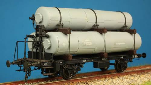 Tololoko IS1021 - Gas Transport Car