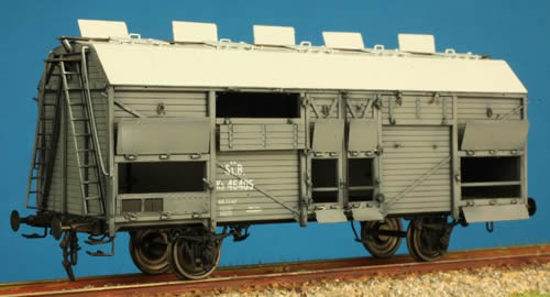 Tololoko IS1031 - Special Car for Charcoal