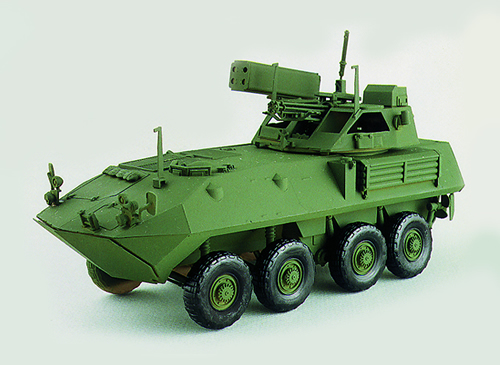 Trident 81018 - LAV-AD, SPAAM