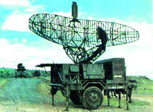 Trident 87079 - AN/MPQ-35 Trgt Acqstn Rdr