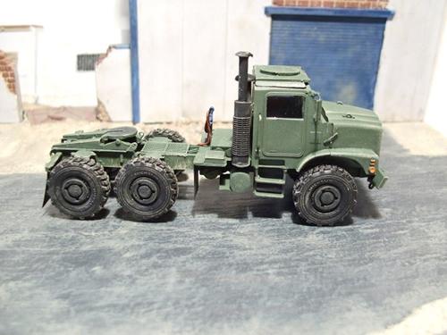 Trident 87088 - MTVR Mk 36 Truck Tractor