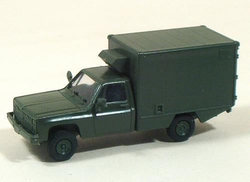 Trident 90007 - M1010 Truck Ambulance Grn