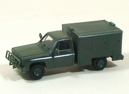 Trident 90052 - M1031 Field Shop Vehicle