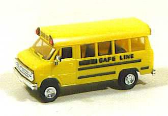 Trident 90076 - School Bus Safe Line