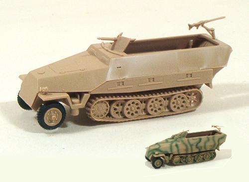 Trident 90090 - SdKFz 251/1 Armrd infntry