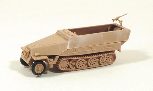Trident 90091 - SdKfz 251/2 Armrd mortar