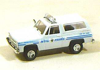 Trident 90106 - NYC Park Police