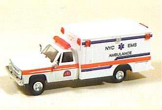 Trident 90107 - Ambulance NY City EMS