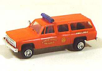 Trident 90111 - Chevy Suburban Fire Chief