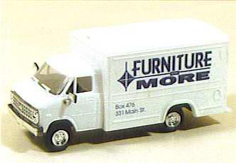 Trident 90113 - Dlvry trk Furniture & Mre