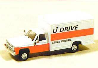Trident 90121 - Rental Truck U Drive