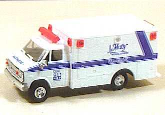 Trident 90130 - Ambulance Mercy Paramedic