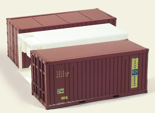 Trident 90186 - 20 Containers         3/