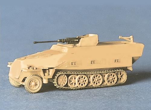 Trident 90189 - SdKfz 251/17 SPAAG armrd