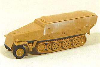 Trident 90190 - fz 251/8 AMR ambulance