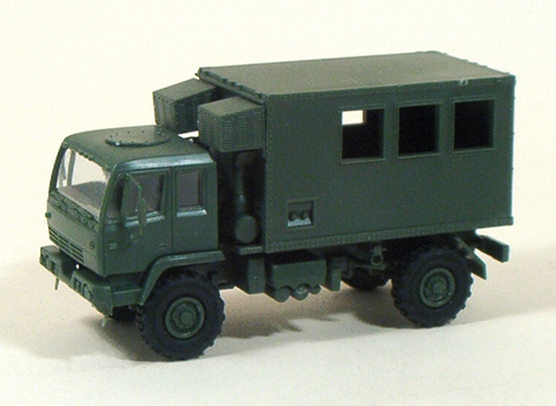 Trident 90224 - M1079 LMTV Van Truck
