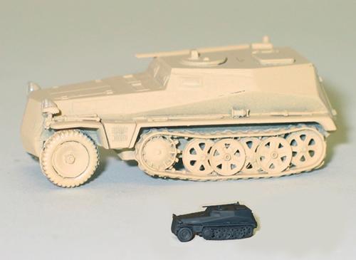 Trident 90270 - Half Track SdKfz 253/5