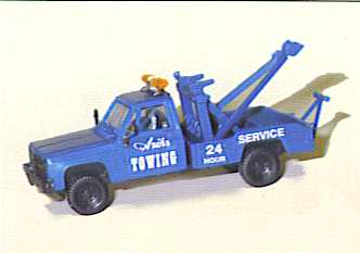 Trident 90272 - Tow Truck Ariks Towing