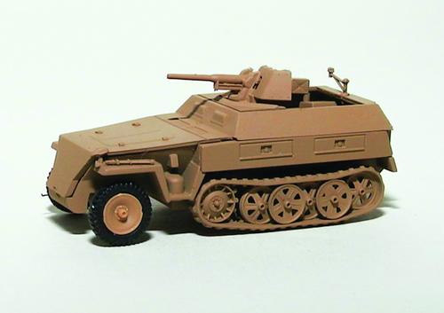 Trident 90324 - SdKfz 250/10 SPG Armored