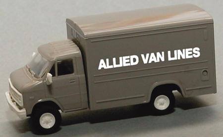 Trident 90344 - Allied Van Lines gray