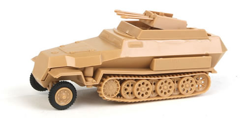 Trident 90392 - SdKfz 251/21 Ausf Wehrmac