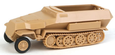 Trident 90394 - Anti Tank Carrier Wehrmct