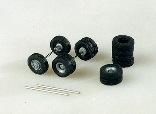 Trident 96007 - Wheels 12mm