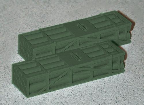 Trident 96016 - Mltple Lnch Rckt Systm US