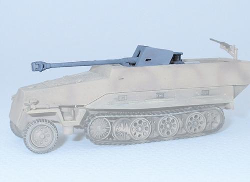 Trident 96024 - Conv. SdKfz 251/22