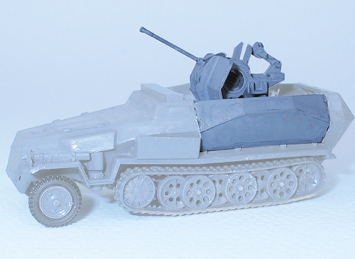 Trident 96026 - Conv. SdKfz 251/17