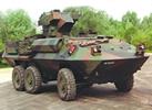 Swiss MOWAG Anti-Tank Veh