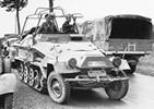 SdKfz 251/6 Ausf.A ACRV