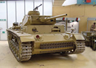 Tank SdKfz 141/1 Ausf L