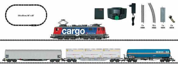 Trix 11141 - Swiss Freight Train Digital Starter Set of the SBB