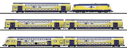 Trix 11616 - metronom Regional Express Train Set (L)