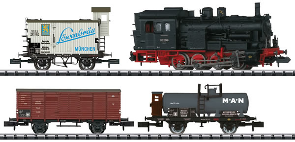 Trix 11631 - German Freight Transport Train Set of the DRG