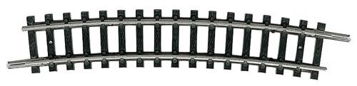 Trix 14917 - CURVED TRACK R3 15°