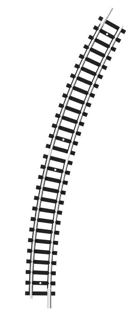 Trix 14920 - C Track R2b 295,4 mm , 30 GR