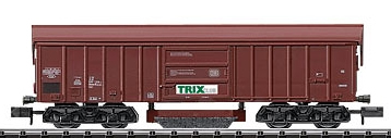 Trix 15220 - Track Cleaning Car for 10 Years as an N Gauge Club Member.