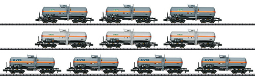 Trix 15414 - German Freight Car Set of the DB