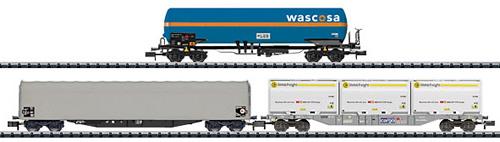 Trix 15443 - Car Set Freight Transportation