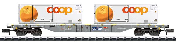 Trix 15469 - coop® Container Transport Car