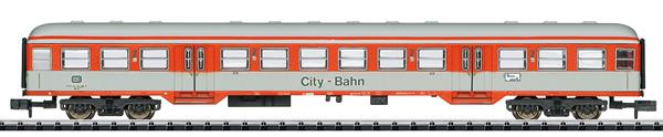 Trix 15475 - DB City Bahn Add-On Car, 2nd Class