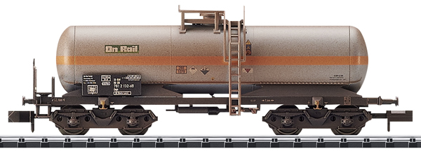 Trix 15581 - Chlorine Gas Tank Car
