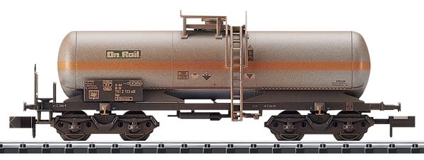 Trix 15582 - Chlorine Gas Tank Car