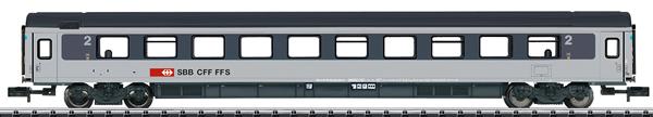 Trix 15653 - Swiss Passenger Cars 2. Class of the SBB