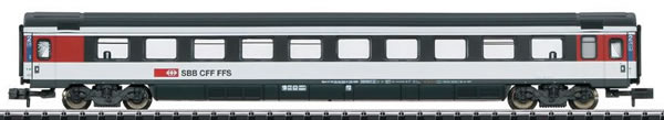 Trix 15672 - SBB Passenger Car, 2nd Class