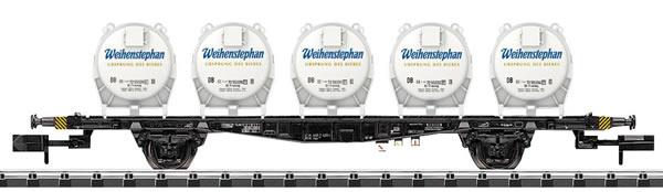 Trix 15742 - Container Transport Car Weihenstephan