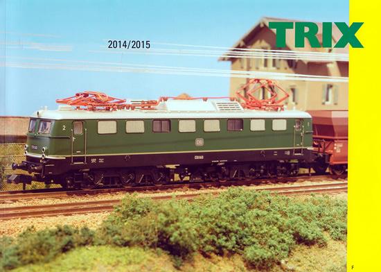 Trix 15777 - Main Catalog 2014/2015