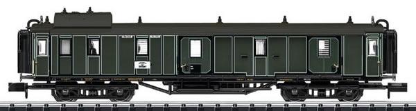 Trix 15968 - K.Bay.Sts.B. Bavarian Express Train Baggage Car